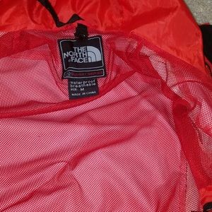 Red Vintage the Northface Summit Series Jacket